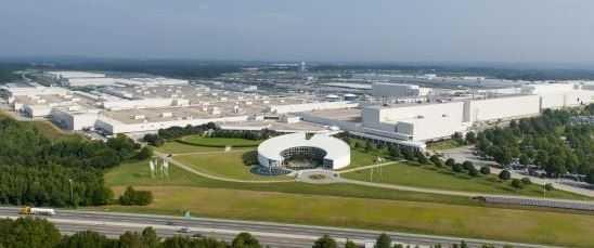 BMW 1bn dollar US investment