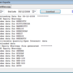 Getbhavcopy EOD DataDownloader for NSE & BSE Stock Exchanges