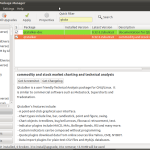 QTStalker – Open Source Trading software for Ubuntu 11.10