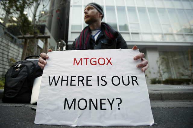 MT Gox Shutdown