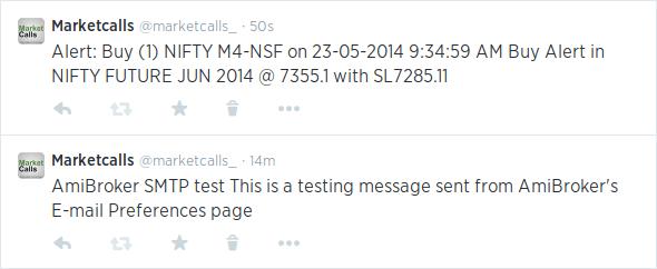 Tweet Alert