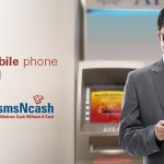 Make Your Mobile Phone Your ATM Card