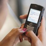 SMS Alerts To Stop Cheque Related Forgery