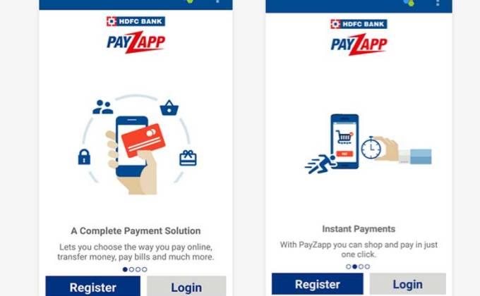 HDFC PayZapp Mobile