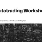 Automated Trading System Workshop – Bangalore and Delhi
