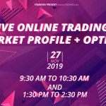 Option Hydra : Live Market Profile Trading Room and Recorded Webinar