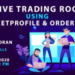 TradeZilla 3.0 – Market Profile & Orderflow Live Trading Room
