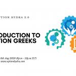 Introduction to Options Greeks – Webinar