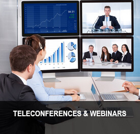 Teleconferences-and-Webinars