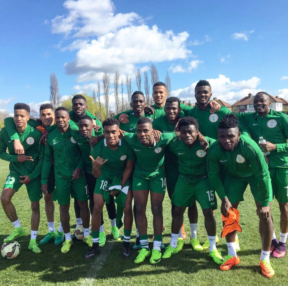 super-eagles-training