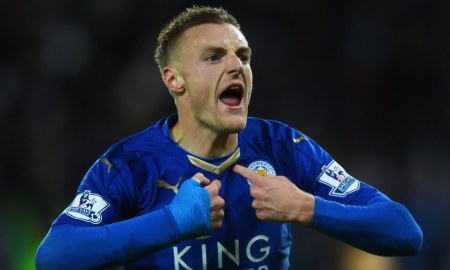 Vardy: The solution to Spurs striker