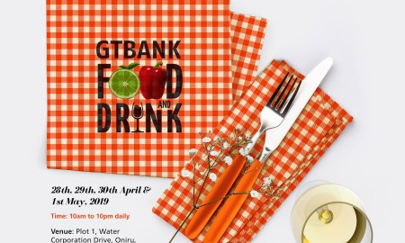 2019 GTBank Food and Drink Festival