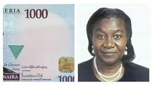 First female Director of Currency Operations at the CBN-Priscillia Eleje