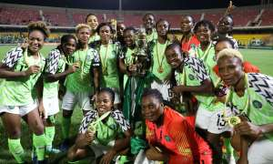 Buhari praised the Super Falcons