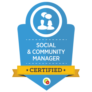 Digital Marketer Social Media Marketing Specialist Certification