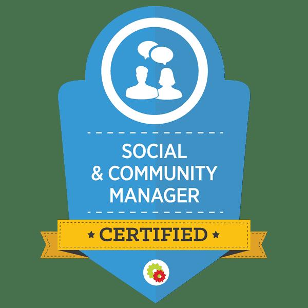 Digital Marketer Social Media Marketing Specialist Certification