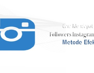 Mendapatkan Followers Instagram