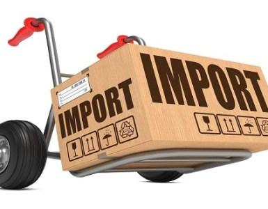 import barang dari china