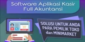 Software Aplikasi Kasir Full Akuntansi