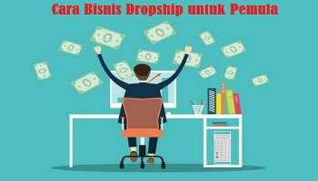 Cara Bisnis Dropship