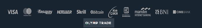 Metode Setoran Olymp Trade