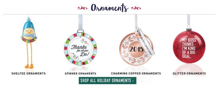 Baudville Ornaments