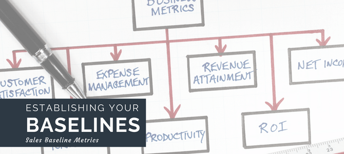 Establishing Your Baselines: Sales