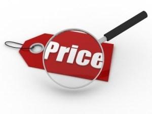p come prezzo