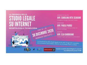 webinar ius law paola parigi