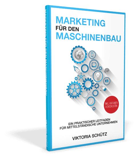 Buch Marketing für den Maschinenbau