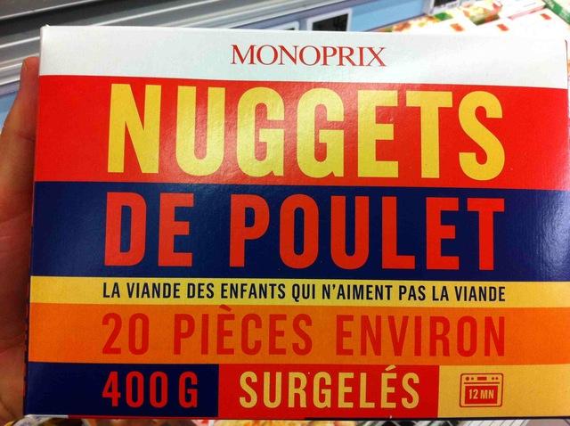 monoprixnuggets