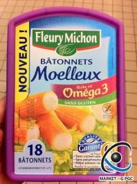 Fleury Michon Surimi Omega 3