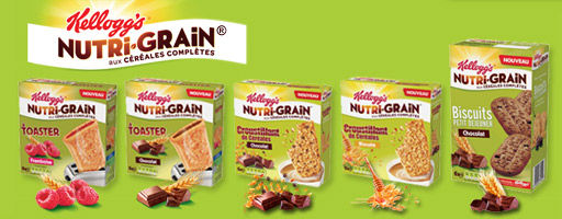 Nutri-Grain-Kellogg's