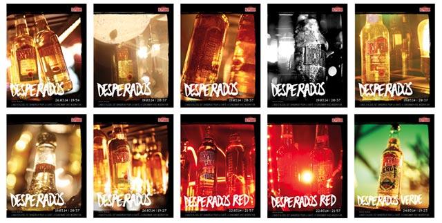 Desperados s'affichera d'avril à septembre sur 50 000 faces de 30 agglomérations.
