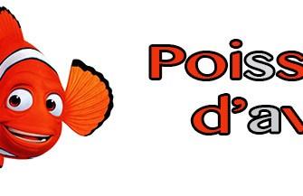 Les Poissons d'Avril 2014 – Notre sélection