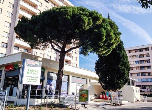 Le Simply City de Marseille Marzagues (13) est le premier de son genre.