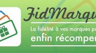 FidMarques, l'appli des fidèles aux marques