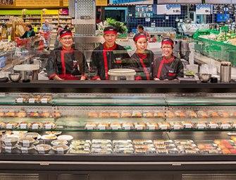 Sushi Gourmet, challenger sur les stands sushis en GMS