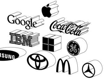 [Infographie] Les 100 marques les plus puissantes du monde en 2014