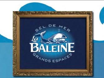 Un mois, une marque : La Baleine (cadeau inside)