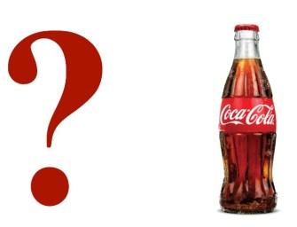Un cadeau insolite dans les bouteilles de Coca-cola