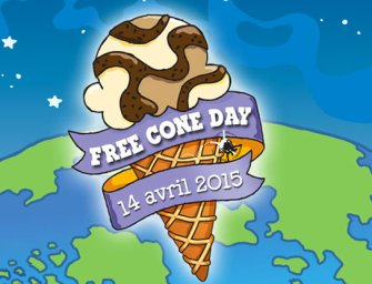 #FreeConeDay  de Ben & Jerry's chez Carrefour