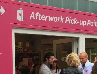 Carrefour lance le premier Drive privé
