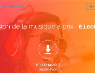 Leclerc lance son propre service de streaming musical