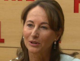 #Cdit : Ségolène Royal dénonce des contrats secrets pour détruire les produits alimentaires