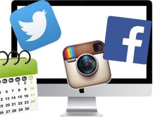 Le calendrier social 2016
