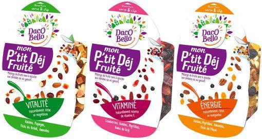 Mon P'tit Dej fruité sera disponible à partir de mars au prix marketing conseillé de 3,50 € pour le pot de 150 g.