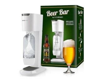 Sodastream alcoolise ses bulles