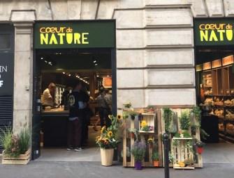 Auchan ouvre sa première supérette urbaine 100% bio