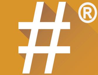 Protéger un hashtag, c'est possible. Mais est-ce utile ? (article sponso)